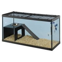 Ferplast Rataout 80 Rodent Mice Glass Tank 110 Litre